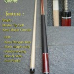 Stik Billiard Tomahawk-cues