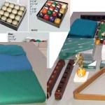 aksesoris-billiard perlengkapan
