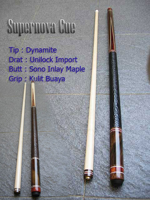 supernova-stik billiard champion