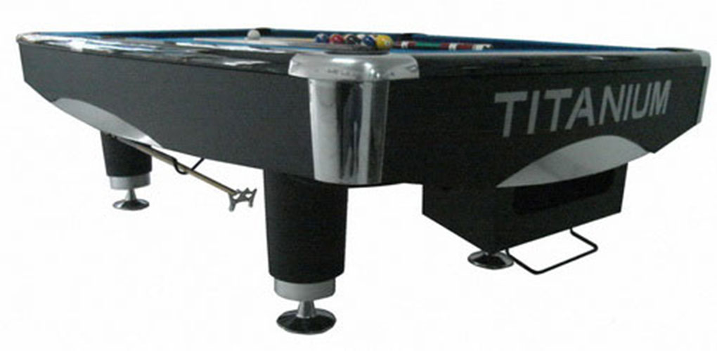 Meja Billiard De Belle Titanium Pro 9 ft