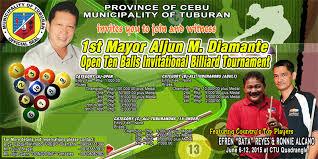 Turnament Billiard Cebu