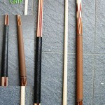 Stik-Minnova-Leather Champion Cue