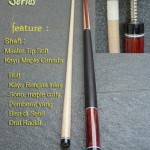stik billiard Champion Tomahawk-cues