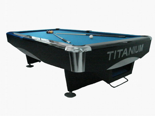 meja billiard titanium 9ft