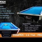 Champion 7-8ft Premium