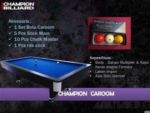 Champion Caroom
