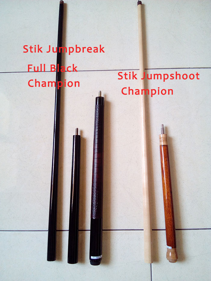 Stik-Jumpbreak-Full Black Jumpshoot Champion
