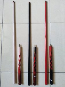 stik billiard Jumpshoot butt shaft Cat 450
