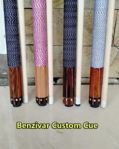 Stik Billiard Benzivar Custome Cue