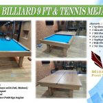 Minnova-Meja-Billiard-Multi-Fungsi Billiard Makan Pingpong