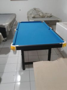 Meja Lipat De Belle 6 ft 3