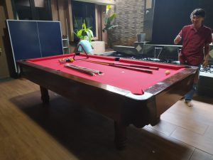 Meja Billiard Multifungsi 3 in 1 Minnova