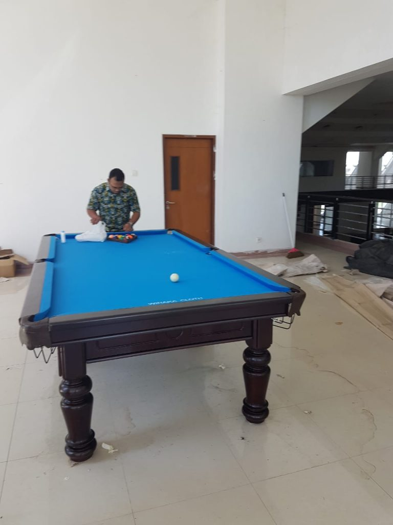 Meja Billiard Minnova Classic