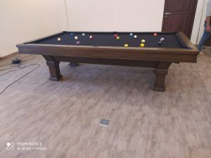 Meja Billiard Classic Minnova